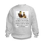 Son some day... Kids Sweatshirt
