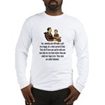 Son some day... Long Sleeve T-Shirt