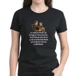 Son some day... Women's Dark T-Shirt