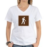 Hiking Trail Sign Shirt