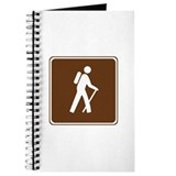 Hiking Trail Sign Journal