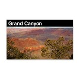 Grand Canyon National Park Sticker (Rec