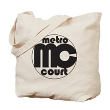 Metro Court Tote Bag