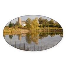 Barn and Farm Reflections Decal
