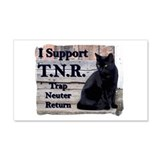 I Support TNR 20x12 Wall Peel