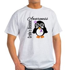 Penguin Crohn's Disease T-Shirt