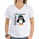 Penguin Cancer Awareness Shirt
