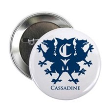 "Cassadine 2.25"" Button"