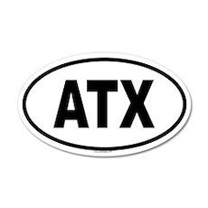 ATX 35x21 Oval Wall Peel
