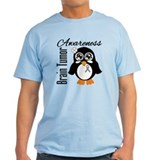 Penguin Brain Tumor T-Shirt