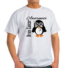 Penguin Cancer Awareness T-Shirt