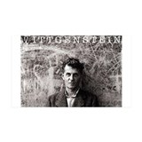Wittgenstein 35x21 Wall Peel