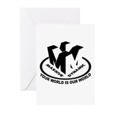 Massive Dynamic Greeting Cards (Pk of 10)