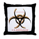 Inteligent Design Is A Biohazard - flame Throw Pil