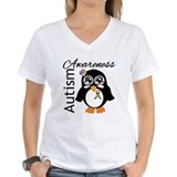 Penguin Autism Awareness Shirt
