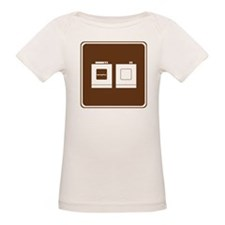 Laundry Sign Tee