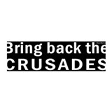 36x11 Wall Peel: Bring back the Crusades