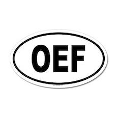 OEF 20x12 Oval Wall Peel