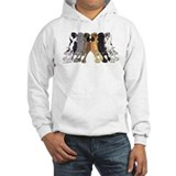 N6 Colors Jumper Hoody
