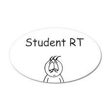 Sleepy Student RT Sticker