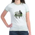 Alpaca Farm Jr. Ringer T-Shirt