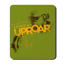 Lion Uproar Mousepad