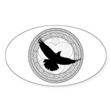 Raven's Cry Decal