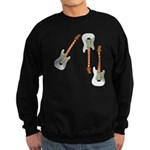 Playing My Guitar Sweatshirt (dark)