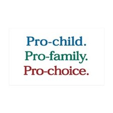 Pro-Choice 35x21 Wall Peel