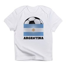 Argentina Soccer Creeper Infant T-Shirt