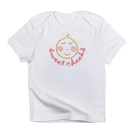 Sweet Cheeks Baby Infant T-Shirt