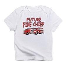 Future Fire Chief Infant T-Shirt