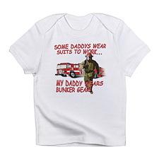 My Daddy Wears Bunker Gear Infant T-Shirt