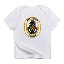 USS THORN Creeper Infant T-Shirt