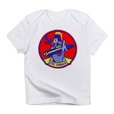 USS SIRAGO Creeper Infant T-Shirt