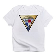 USS HANCOCK Creeper Infant T-Shirt