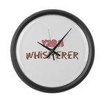 Hobbies Large Wall Clock