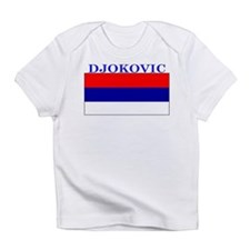 Djokovic Serbia Serbian Infant T-Shirt