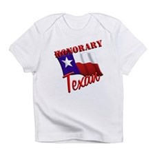 Honorary Texan Creeper Infant T-Shirt