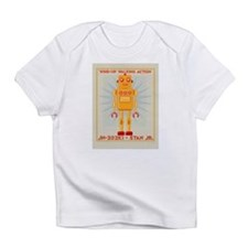 Stan Jr. Robot Creeper Infant T-Shirt