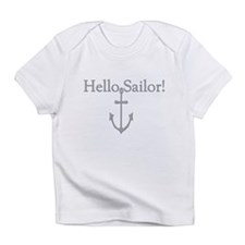 Hello Sailor Infant T-Shirt