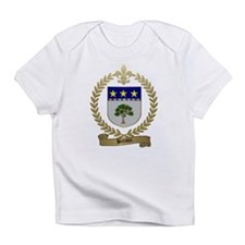 BREAUX Family Crest Creeper Infant T-Shirt