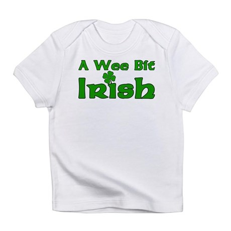 Wee Bit Irish Infant T-Shirt