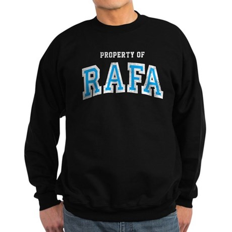 Property of Rafa Sweatshirt (dark)