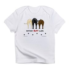 Nothin' Butt Labs Creeper Infant T-Shirt