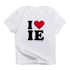 I Love the Inland Empire ~ Creeper Infant T-Shirt
