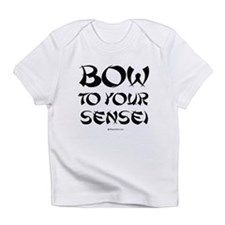 Bow to your sensei ~ Creeper Infant T-Shirt