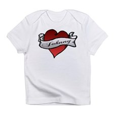 Johnny Tattoo Heart Infant T-Shirt
