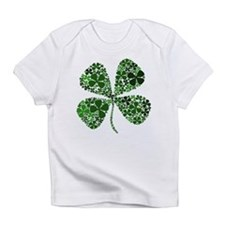 Extra Lucky Four Leaf Clover Infant T-Shirt