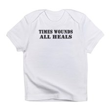Times Wounds Creeper Infant T-Shirt